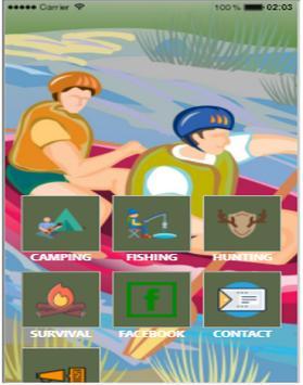 Great Outdoor Sportsman poster