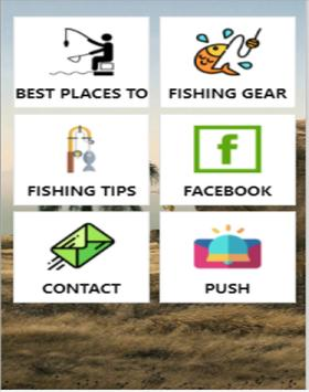 Grandpa Fishing poster