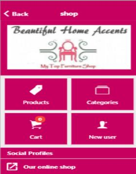 Beautiful Home Accents apk screenshot