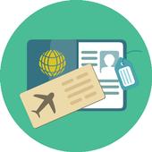 App Traveler icon