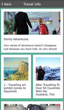 App Traveler screenshot 1