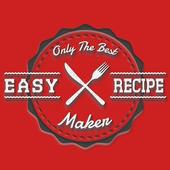 Easy Recipe Maker icon