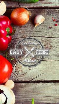 Easy Recipe Maker poster