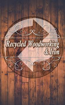 Recycled Woodworking & Iron screenshot 4