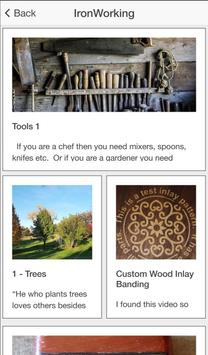 Recycled Woodworking & Iron screenshot 1