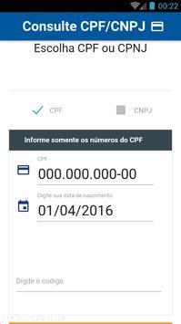 Consulta CPF e CNPJ screenshot 1