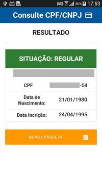 Consulta CPF e CNPJ screenshot 2