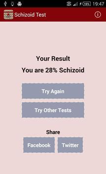 Schizoid Test apk screenshot