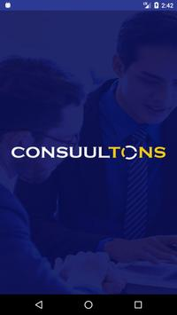 Consuultons poster