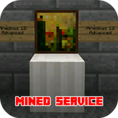 Mined Prison Secret MPCE Map icon