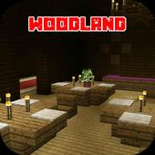 Woodland Mansion PE MPCE Map icon