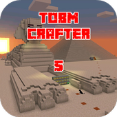 Tomb Crafter 5 Sphinx MPCE Map icon