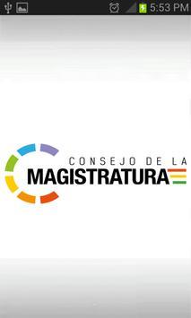 Consejo de la Magistratura poster