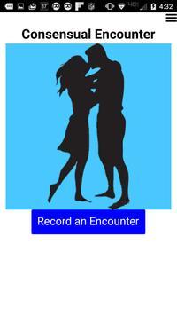 Consensual Encounter poster