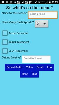 Consensual Encounter screenshot 1