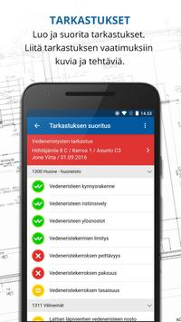 Consight Projektinohjaus screenshot 2