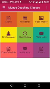 Smart Class - Munde Classes poster