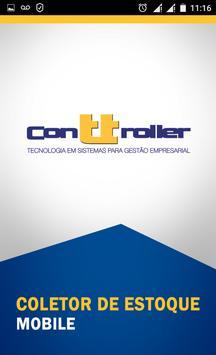 Coletor de Estoque Mobile poster