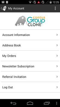 Groupclone screenshot 4