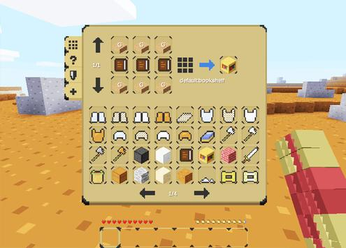 Story mode: Medieval Craft apk screenshot