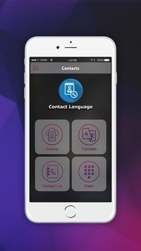 Contact Translator screenshot 2