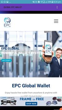 Epc wallet Exchange screenshot 1