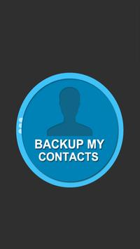 Backup My Contacts poster