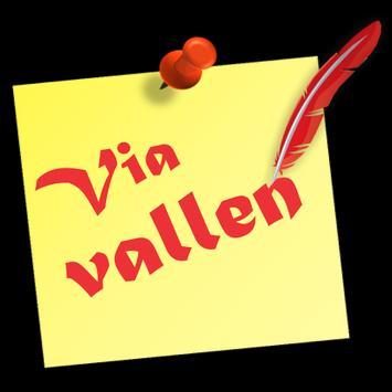 Via Vallen poster