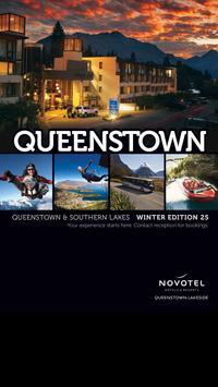 Novotel Queenstown Magazine poster