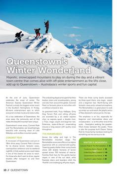Novotel Queenstown Magazine apk screenshot