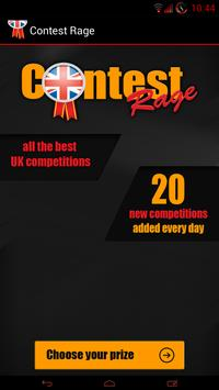 Competitions UK - Free Stuff poster