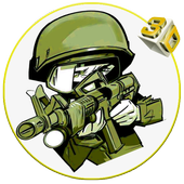 |special forces|  3d icon