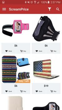 ScreamPrice - Happy Shopping apk screenshot