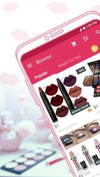Cute - Beauty Shopping poster