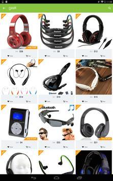 Geek - Smarter Shopping apk screenshot
