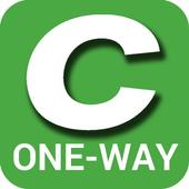CarClub One-Way icon
