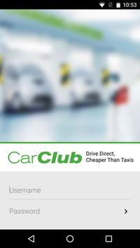 CarClub One-Way poster
