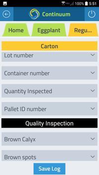 Continuum Quality Control apk screenshot