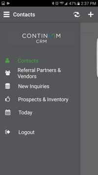 Continuum CRM (Unreleased) screenshot 1