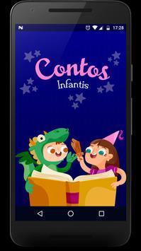 Áudio Livros Contos e Histórias Infantis poster