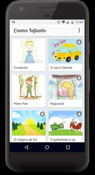 Áudio Livros Contos e Histórias Infantis screenshot 1