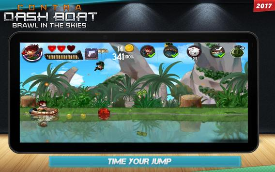 Contra DASH BOAT 2029 screenshot 7