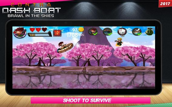 Contra DASH BOAT 2029 screenshot 12