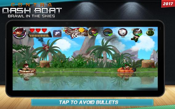 Contra DASH BOAT 2029 screenshot 14
