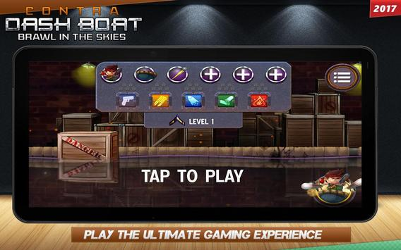 Contra DASH BOAT 2029 screenshot 3