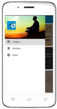 Imagens de Meditação apk screenshot