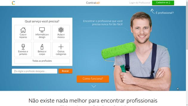 Contrataê! screenshot 3