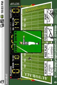 Solitaire Football apk screenshot