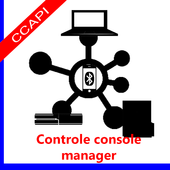 CCAPI :Contrôle console Manager For Pc Ps3 Ps4 XB icon