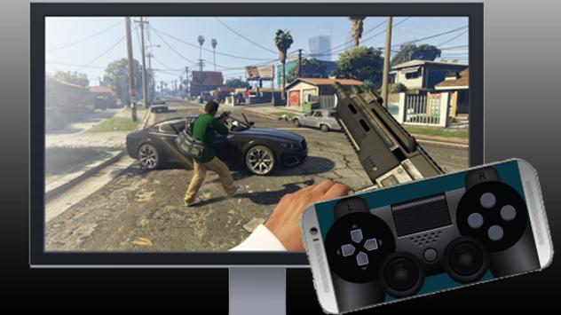 Controller Mobile For PS3 PS4 PC exbx360 for Android - APK Download